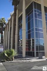Nevada State Bank - Zick and Sharp Architects, Las Vegas NV, photo by Zane Donaldson
