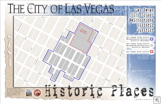 Las Vegas High School Historic District