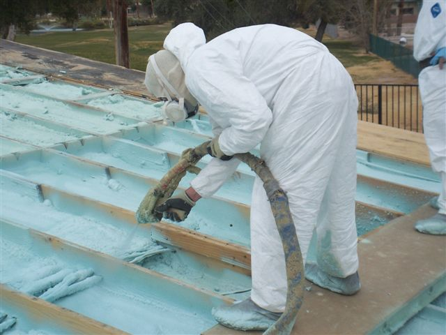Is Spray Foam Insulation Green International Insulation