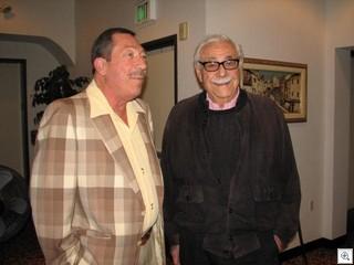 Jack LeVine with William Krisel