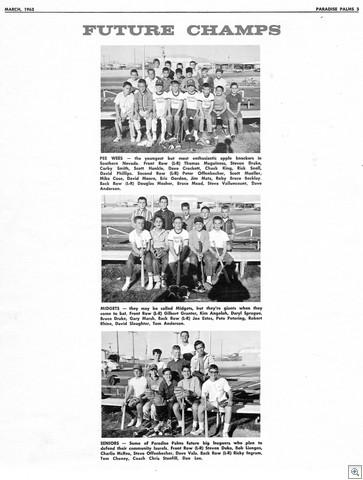 Newlsetter March 63 vol 2 num 30003