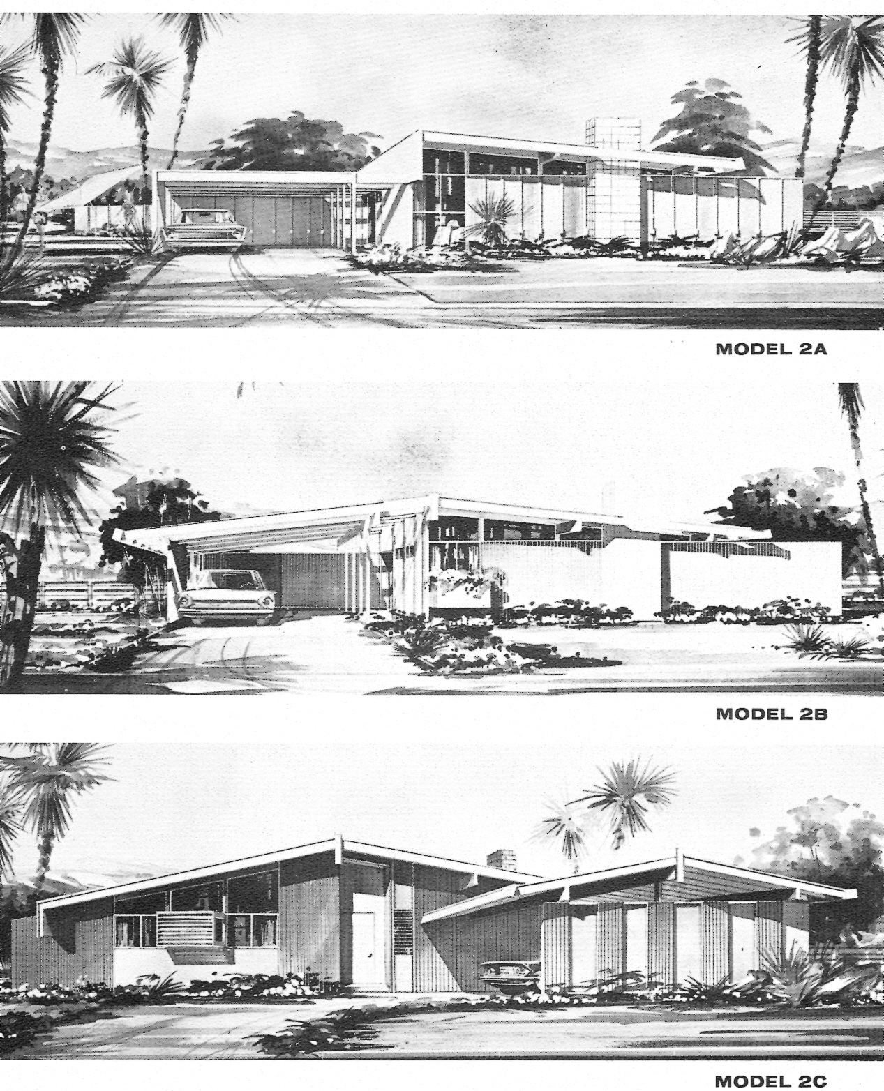Uncle Jack S Very Vintage Vegas Mid Century Modern Homes