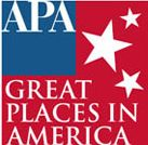American Planning Association - Great Places In America