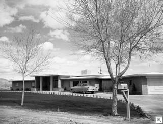 Vintage Las Vegas Home