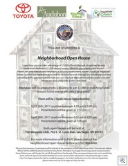 ENERGY CONSERVATION OPEN HOUSE