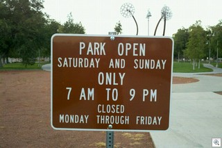 Huntridge Circle Park re opens