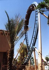 Speed the Ride - Sahara Hotel - courtesy of Las Vegas Leisure Guide