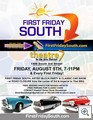 First Friday South - new this month in the Las Vegas Arts District