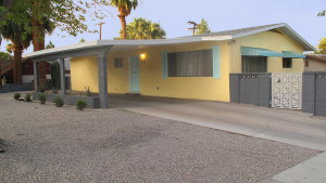 Mid Century Ranch Restoration In Downtown Las Vegas